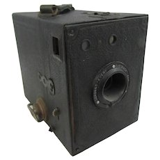 Coronet Every Distance box camera by Coronet Camera Company of Birmingham. Circa 1935.
