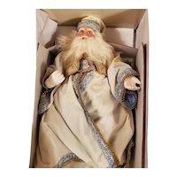 Thomas Kinkade Santa Doll Spirit of Christmas Ashton Drake Galleries