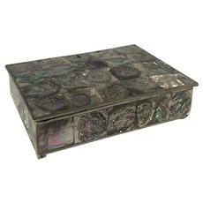 Abalone Alpaca Box