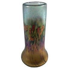Robert Held California Poppy Vase