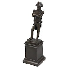 Grand Tour Napoleon Bronze