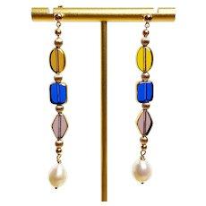 Art Deco Gatsby Earrings
