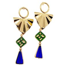 Mia Art Deco Earrings
