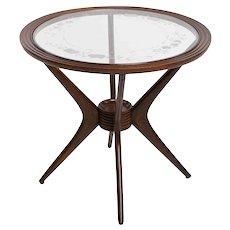 Paolo Buffa Style Italian Coffee Table 1950