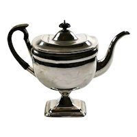 Old Sheffield Plate Coffee Pot George IV