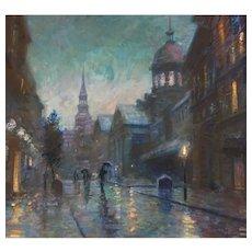 Leo Mancini-Hresko - Montreal Twilight
