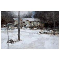 Mark Boedges - Along Old Hollow