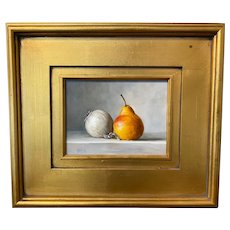 Julie Y Baker Albright - Pear and White Onion
