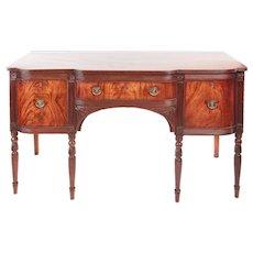 Quality Antique Mahogany Georgian Sideboard c.1800