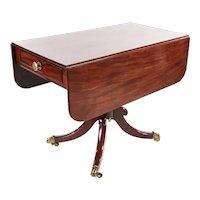 Antique Regency Mahogany Pembroke Table