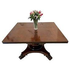Large Antique William IV Centre Table