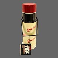 Smirnoff Vodka Thermos Touch Top