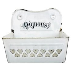 French Onion Container for Kitchen