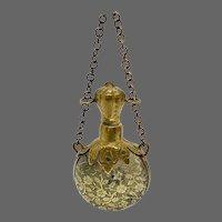 19th Century French Palais Royal Perfume Pendant