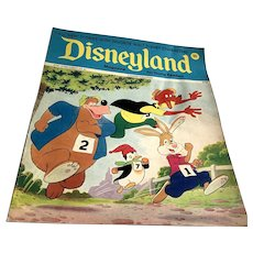 1974 Disneyland Magazine - Brer Rabbit Cover # 84