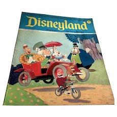 1974 Disneyland Magazine - Alice In Wonderland Cover # 84