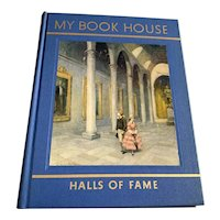 1950 My Book House Halls Of Fame Children's Book
