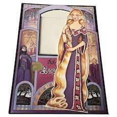 1989 Peck Gandre Paper Doll Set - Rapunzel