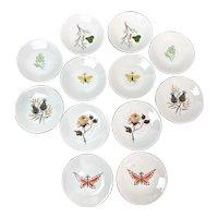 Universal Potteries  - Fascination Line - Mini Plates