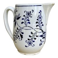 Blue & White Mini Pitcher
