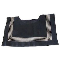 Vintage Sailor Collar