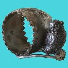 Victorian Quadruple Plate Figural Napkin Ring