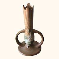 Art Deco Roseville Pottery Bud Vase