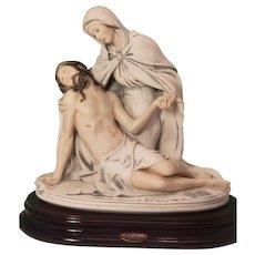 Armani PIETA Figurine Statue Mary and Jesus 2002 Florence Italy