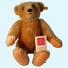 Steiff teddy bear 1902-03 replica with working growler