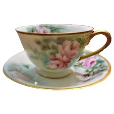 Tea Cup and Saucer  Made in China