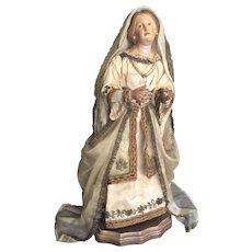 Neapolitan Creche Madonna