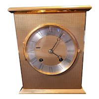 Fantastic Chelsea Clock Co. Eagle Series solid brass mantle clock
