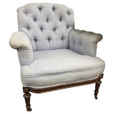Upholstered Arm Chair French 19th century
