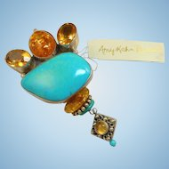 Amy Kahn Russell Pin/Pendant