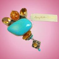 Amy Kahn Russell Pin/Pendant