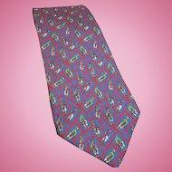 Gucci Silk Tie - Jockies