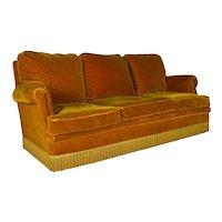 Art Deco Sofa, France, Circa 1930