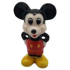 1950's Mickey Mouse Ceramic Figurine
