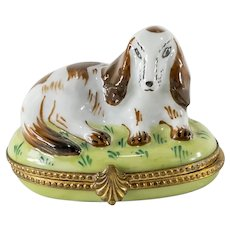 Limoges Tiffany & Company Ring or Trinket Box