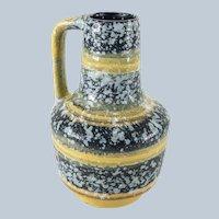 Vintage German Art Pottery Vase