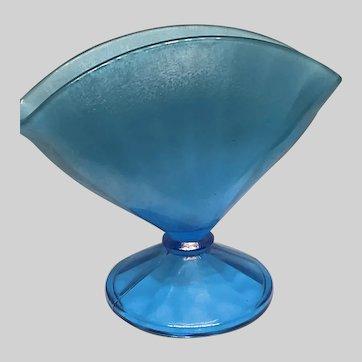 Vintage Fenton Stretch Glass Vase