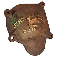 John Deere Gear Box Lid