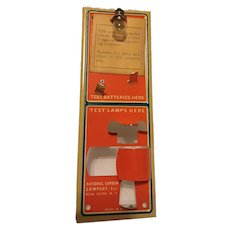 Eveready Battery And Lamp Tester