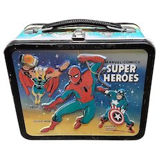 Superheroes Lunch Pail