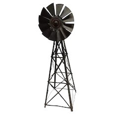 Aermotor Water Systems Advertising Windmill