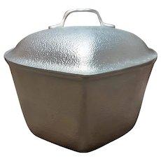 Cast Aluminum Covered Pan