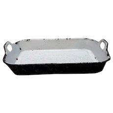 Graniteware Baking Pan