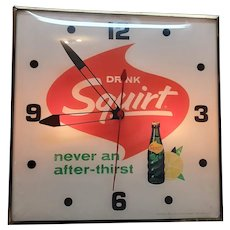 Squirt Clock