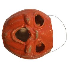 Vintage Halloween  Pulp Jack-O-Lantern
