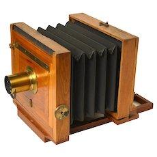 Scovill/Waterbury Camera w/ Early Variation 2 Lens